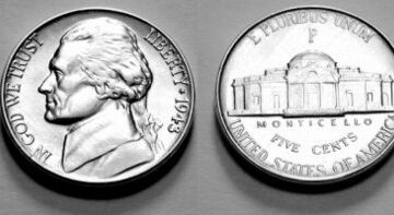 Jefferson Wartime Nickels: How Much Are Silver Nickels Worth Right Now?