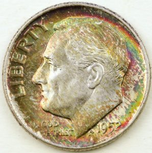 Roosevelt dime value explained