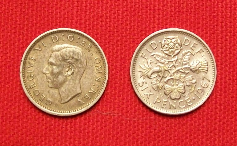 Six Fun Facts About Sixpence Coins