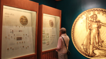 Rare Coins At The Smithsonian Museum In Washington, D.C. – Can't Go There? Then See Them Online Here!