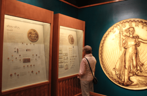 Rare Coins Smithsonian Museum