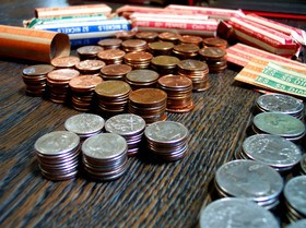 stacks-of-coins-for-rolling-by-cohdra.JPG