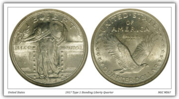 Standing Liberty Quarters: Valuable Silver Quarters With A Bare-Breasted & Interesting Story