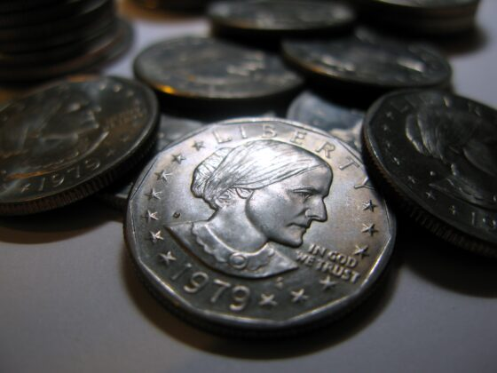 Susan B. Anthony dollar errors to look for