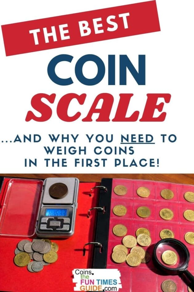 The best coin scale for coin collectors and anyone looking for rare and valuable coins