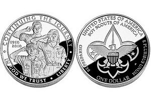 Sold Out! The Boy Scouts Silver Dollar Is A Hit In Uncirculated Grades