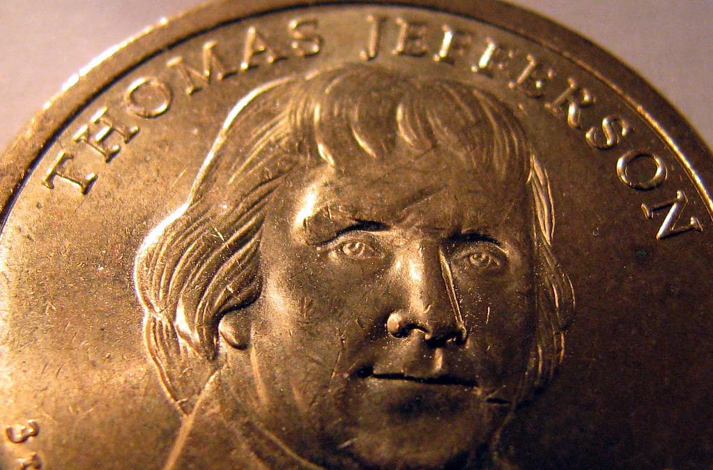 How Much Is A Thomas Jefferson Dollar Coin Worth See The Value Of Jefferson Dollar Coin Errors