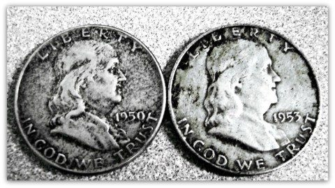 Two Headed Error Coins