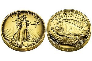 The U.S. Mint's Sales Of 2009 Double Eagle Gold Coin