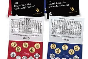 The 2011 Mint Set: Great For Collecting Uncirculated Coins