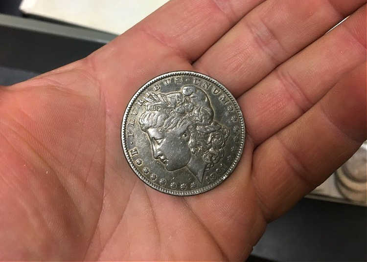 This silver dollar is worth more than its face value -- what about yours? Some U.S. silver dollars are worth thousands of dollars!