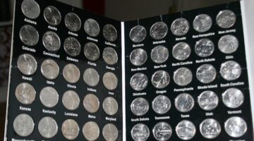 Have You Noticed What's REALLY On The 50 State Quarters? Some Surprising Findings