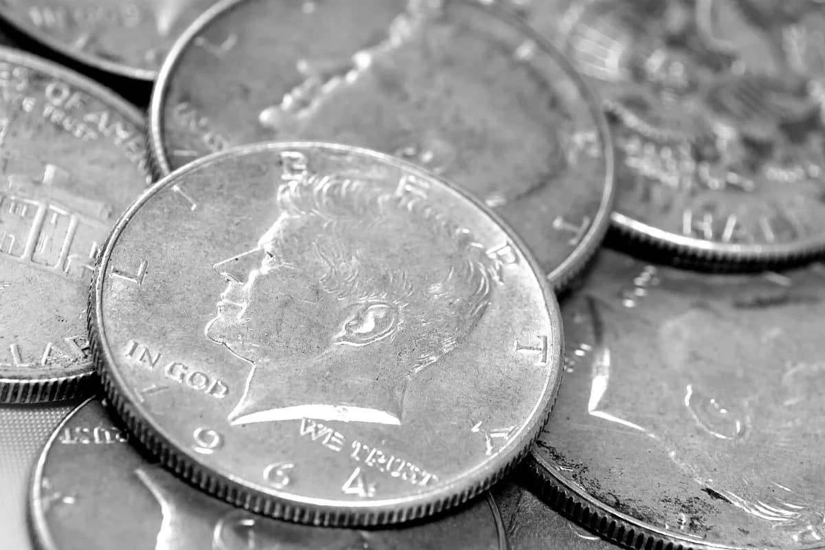 Here's a list of valuable U.S. half dollars worth more than face value that you can find in your spare change!