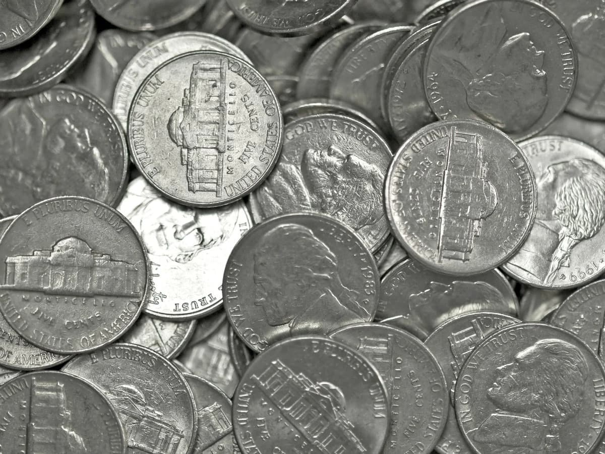 Here's a list of valuable U.S. nickels worth more than face value that you can find in your spare change!