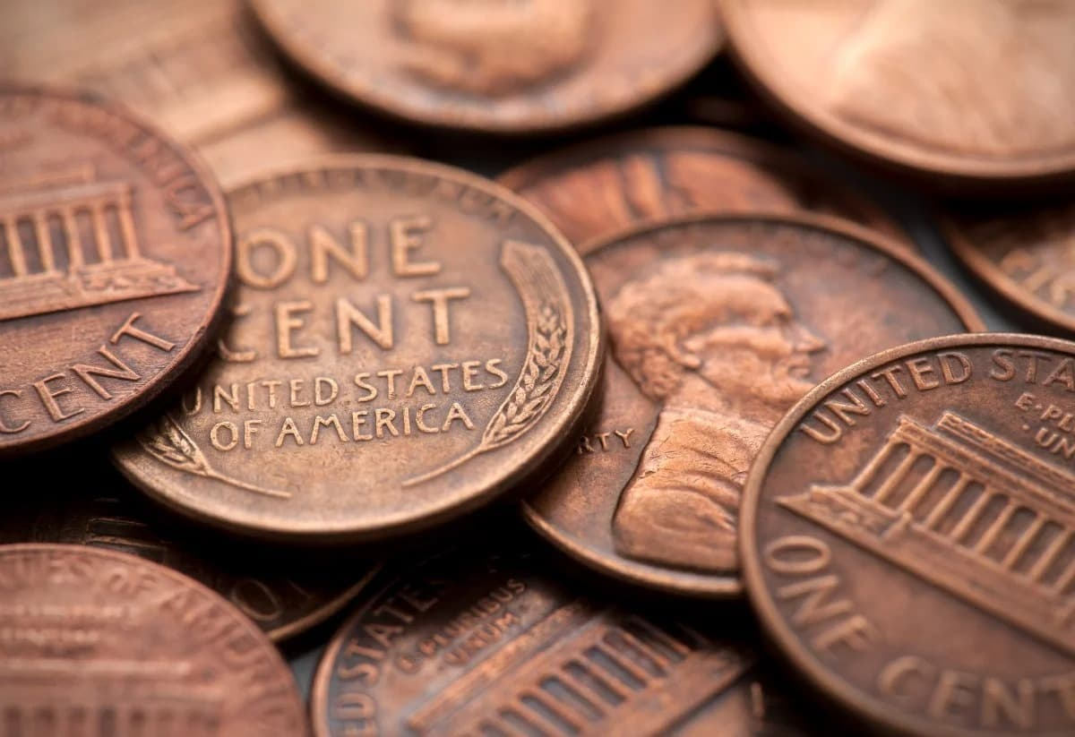 Here's a list of valuable U.S. pennies worth more than face value that you can find in pocket change!