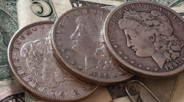 Most Valuable Silver Dollars: Eisenhower Dollars, Peace Dollars, Morgan Dollars & Others Worth Holding!