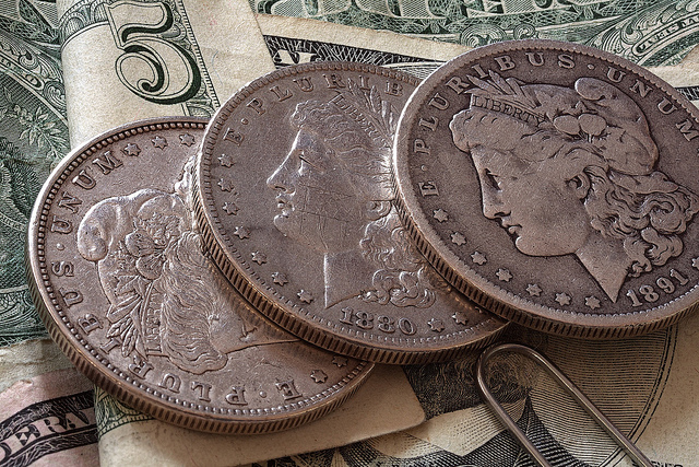 Weigh Those Old Silver Dollars