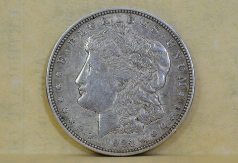 VAM Morgan dollars and VAM Peace dollars are a challenge to find, but fun to collect!