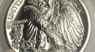 Historic Values of Walking Liberty Half Dollars