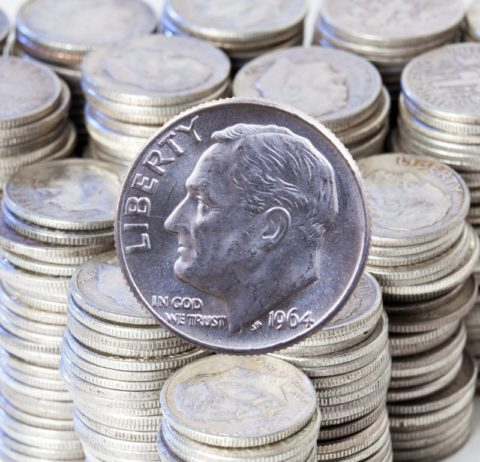 What are dimes made of? Find out here!