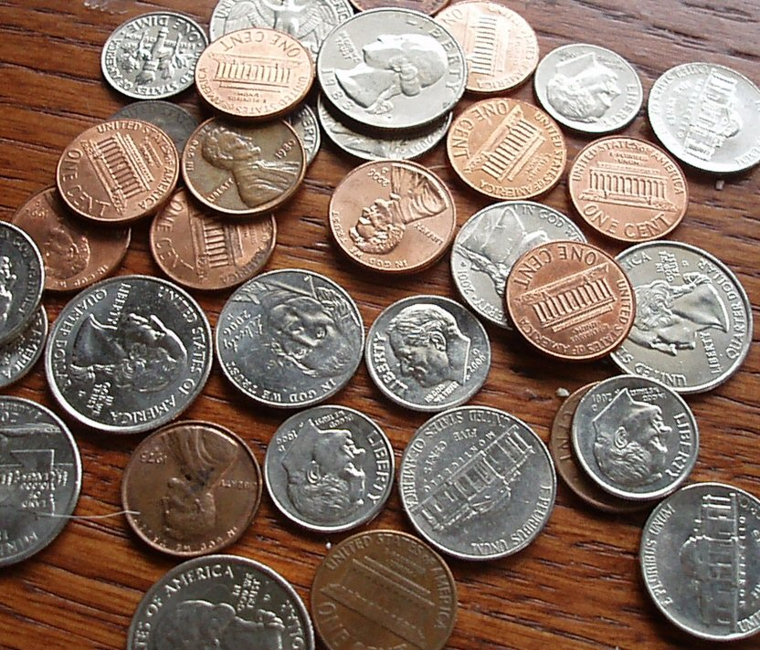 What coins are rare and worth money? Many! And some are worth thousands of dollars...