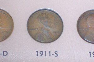 A Future Key Date Coin? The 1911-S Lincoln Wheat Cent Is Getting Some Attention