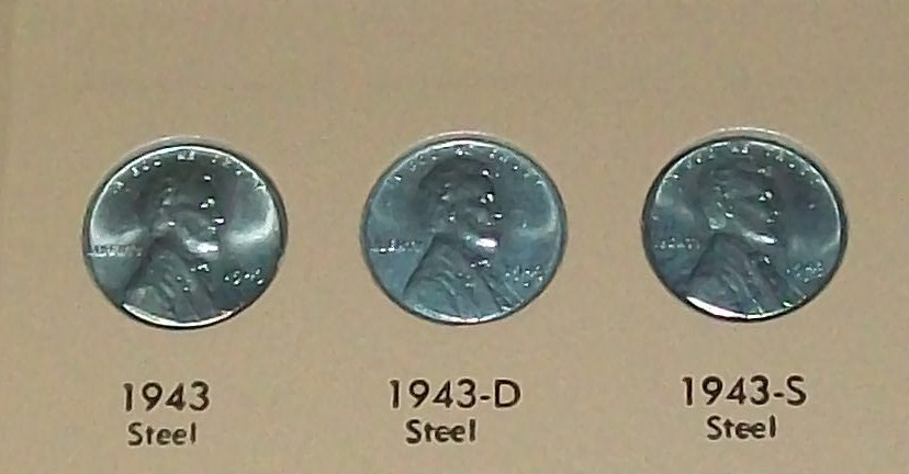 5 Fun Facts About 1943 Steel Pennies