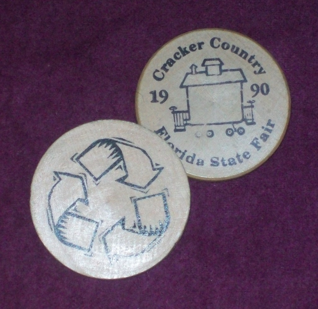 Wooden Nickels 101 All About Wooden Nickels And Round Tuit Tokens